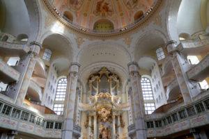 Altar der Frauenkirche Dresden