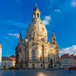Frauenkirche Dresden – Barocke Schönheit