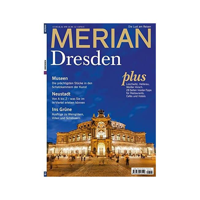 MERIAN Reiseführer Dresden