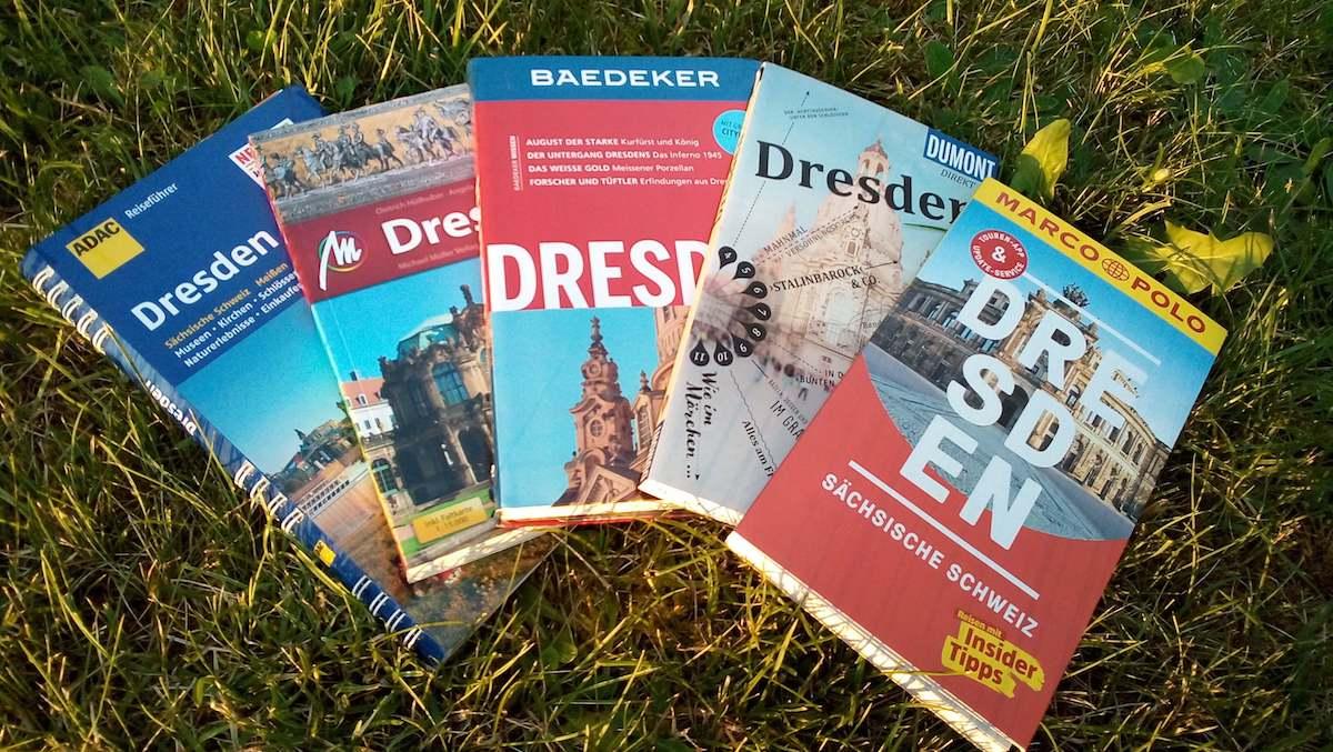 Stadtplan für Dresden