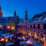 Mittelalter-Weihnachtsmarkt Dresden im Stallhof am Schloss