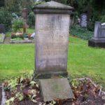 Grabmal Hubert Georg Ermisch