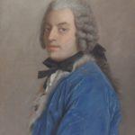 Jean-Étienne Liotard - Porträt des Grafen Francesco Algarotti (1745) - Pastell, Rijksmuseum Amsterdam