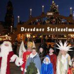 Willkommen zum Dresdner Striezelmarkt