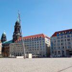 Altmarkt Dresden - Südseite