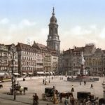 Altmarkt Dresden um 1900
