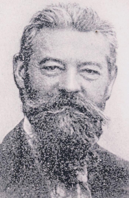 Adolph Schöpf - zweiter Direktor des Zoo Dresden und Sohn des Albin Schöpf