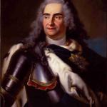 August der Starke - gemalt von Louis de Silvestre