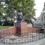 Brühlsche Terrasse - Ludwig Richter Denkmal