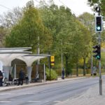 Haltestelle Zoo am Zoo Dresden