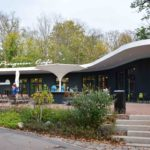 Pinguin-Cafe im Zoo Dresden
