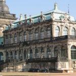 Zwinger Dresden - Deutscher Pavillon