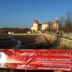 Kulturpalast Dresden Veranstaltungen Drei Haselnüsse für Aschenbrödel mit Live-Orchester