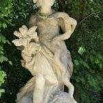 Barockgarten Großsedlitz Skulpturen - Afrika