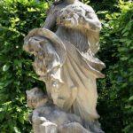 Barockgarten Großsedlitz Skulpturen - Asien
