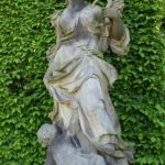 Barockgarten Großsedlitz Skulpturen - Sommer