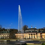 Schloß Pillnitz Fontaine