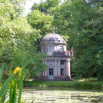 Schloss Pillnitz: Englischer Pavillon - Teehaus