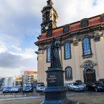 Denkmal Anna Kurfürstin von Sachsen - an der Annenkirche Dresden