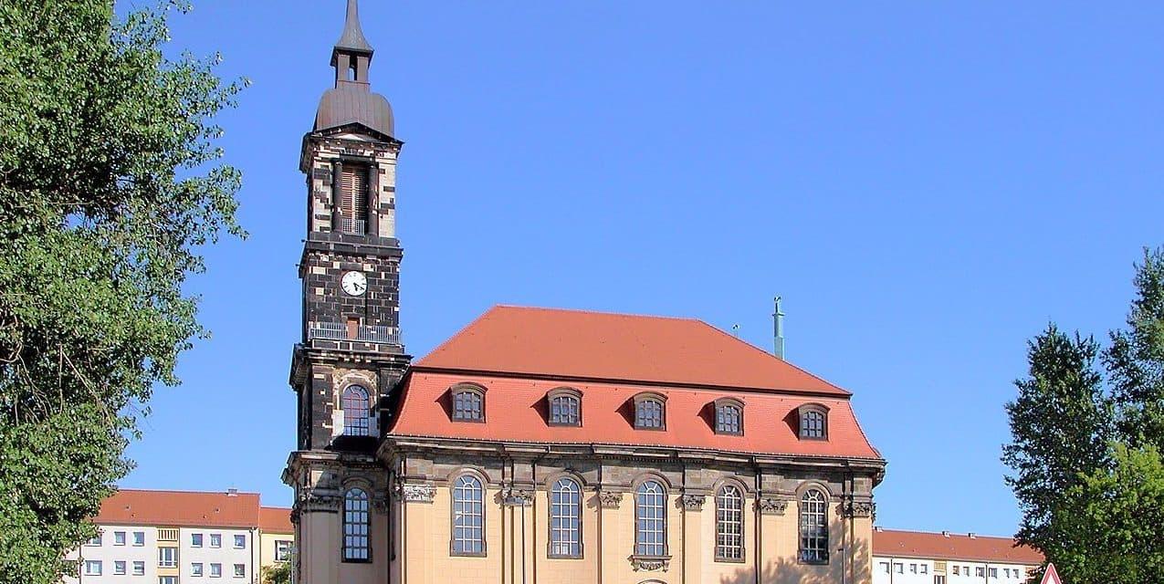 Annenkirche Dresden