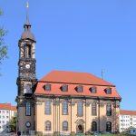 Die Annenkirche Dresden