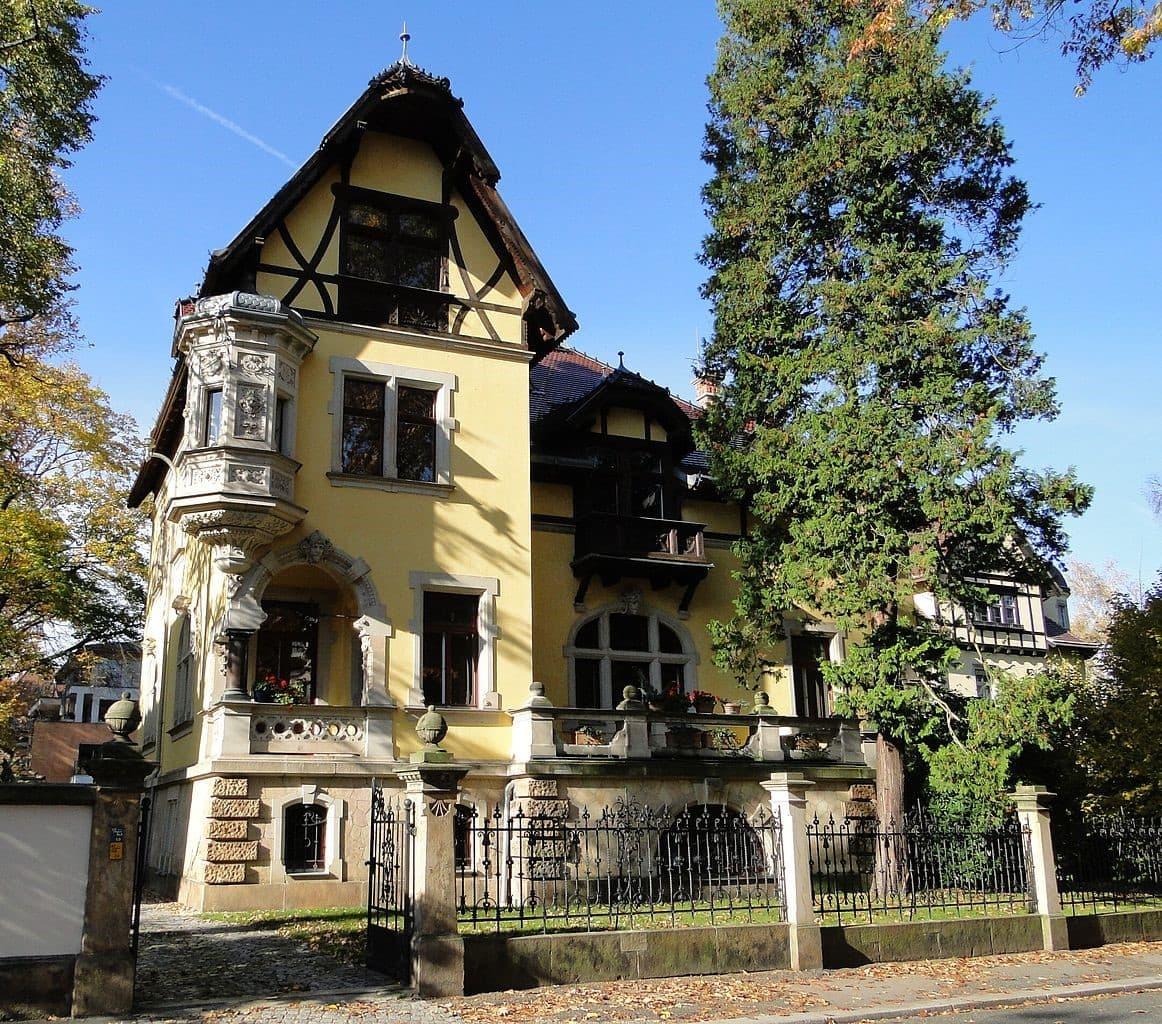 Blasewitz Villa Vogesenweg