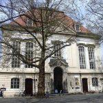 Die barocke Dreikönigskirche Dresden