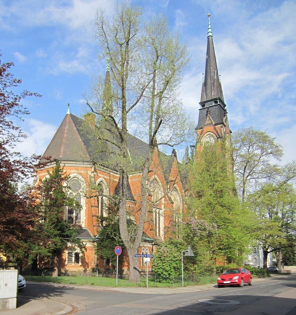 Heilig-Geist-Kirche in Blasewitz