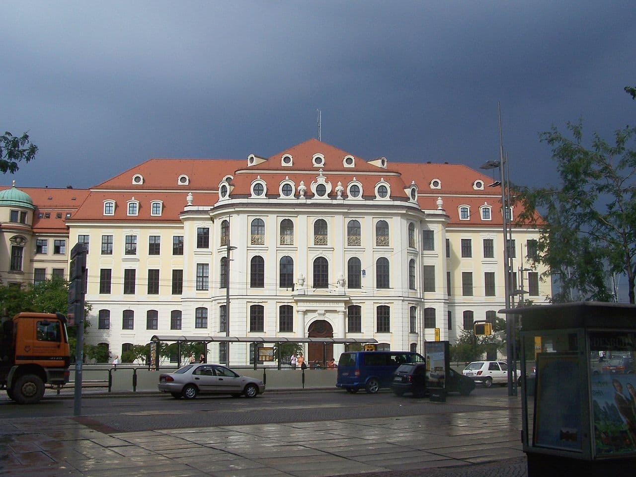 Dresden Altes Landhaus - Stadtmuseum