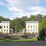 Schloss Albrechtsberg - Blick auf das Torhaus