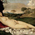 Gemäldegalerie Alte Meister - Giorgione - Schlafende Venus