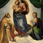 Gemäldegalerie Alter Meister Dresden - Raffael - Sixtinische Madonna
