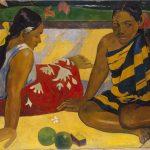 Paul Gauguin - Parau Api. Gibt´s was Neues? - Galerie Neue Meister