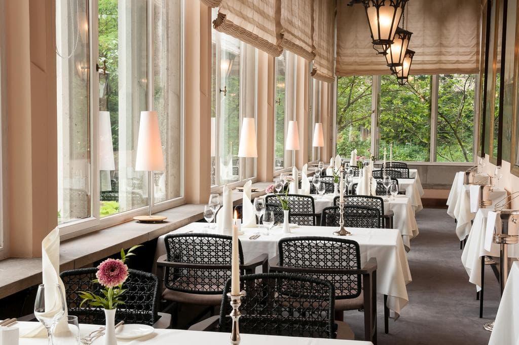 Schloss Eckberg Restaurant 3