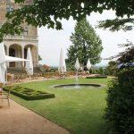 Schloss Eckberg Terasse 2
