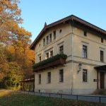 Das Schweizer Haus im Park am Lingnerschloss - ein Nebengebäude des Lingnerschlosses