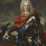 König August III. von Polen, Kurfürst Friedrich August II. von Sachsen, Sohn von August dem Starken