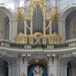Katholische Hofkirche Dresden - Silbermannorgel