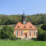 Die Weinbergkirche in Pillnitz