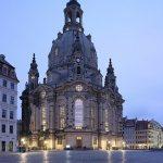 Frauenkirche Dresden - Abendstimmung