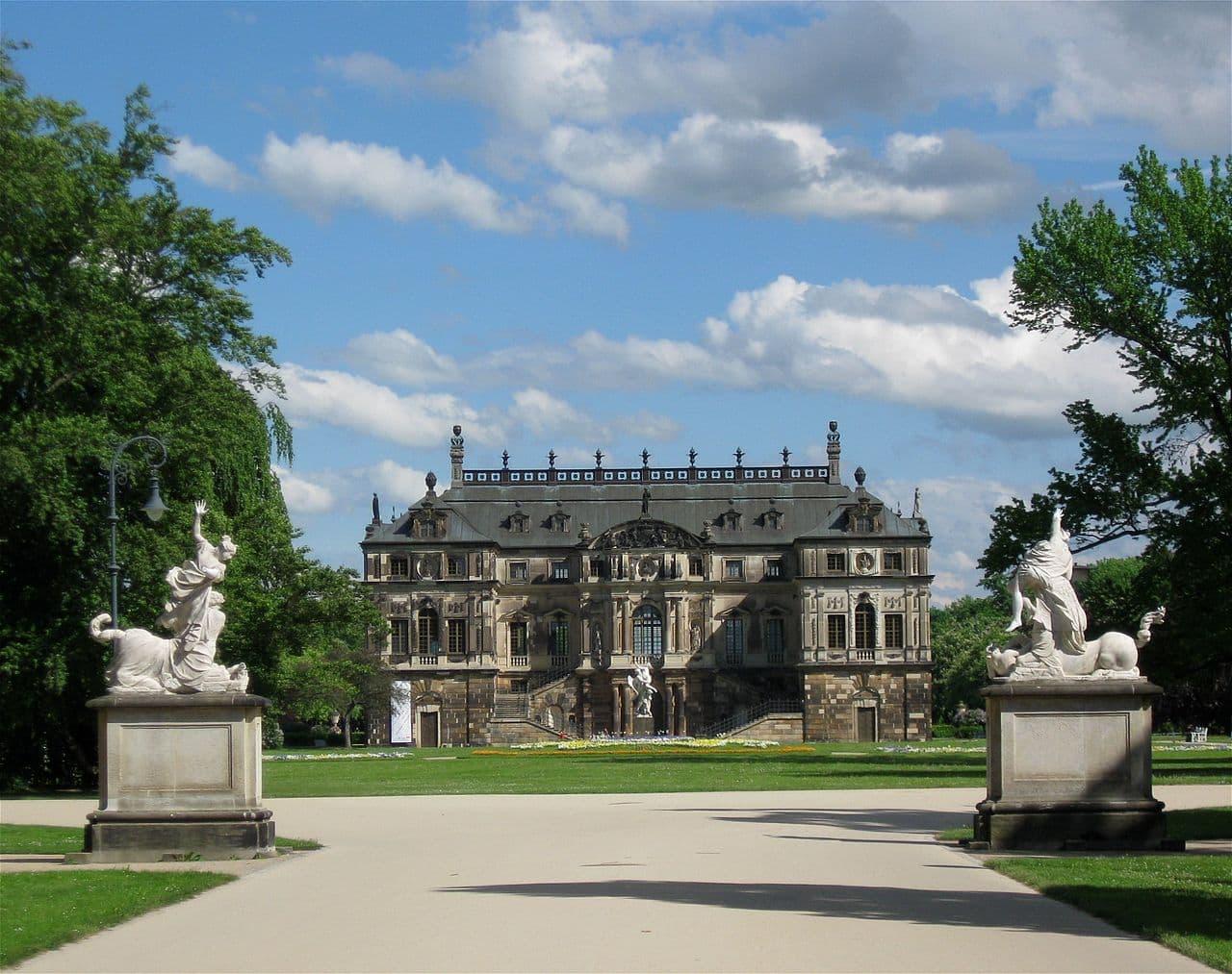 Grosser Garten Dresden - Palais