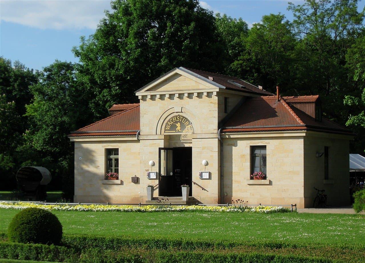 Großer Garten Dresden - Torhaus
