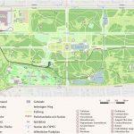 Karte Grosser Garten Dresden