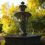 Mosaikbrunnen im Großen Garten
