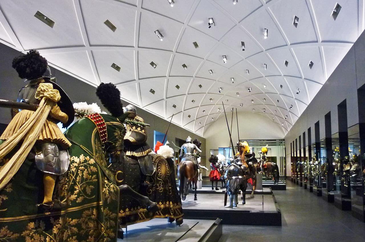 Der Riesensaal im Residenzschloss Dresden