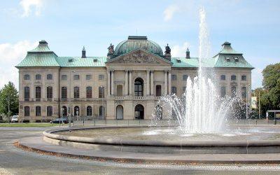 Japanisches Palais mit Museum für Völkerkunde und Senckenberg naturhistorische Sammlungen Dresden