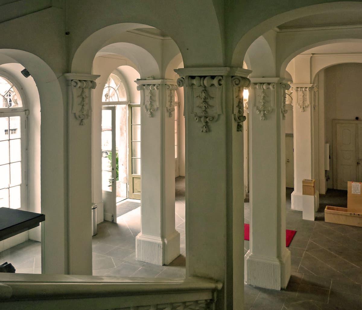 Treppenhaus Japanisches Palais Dresden