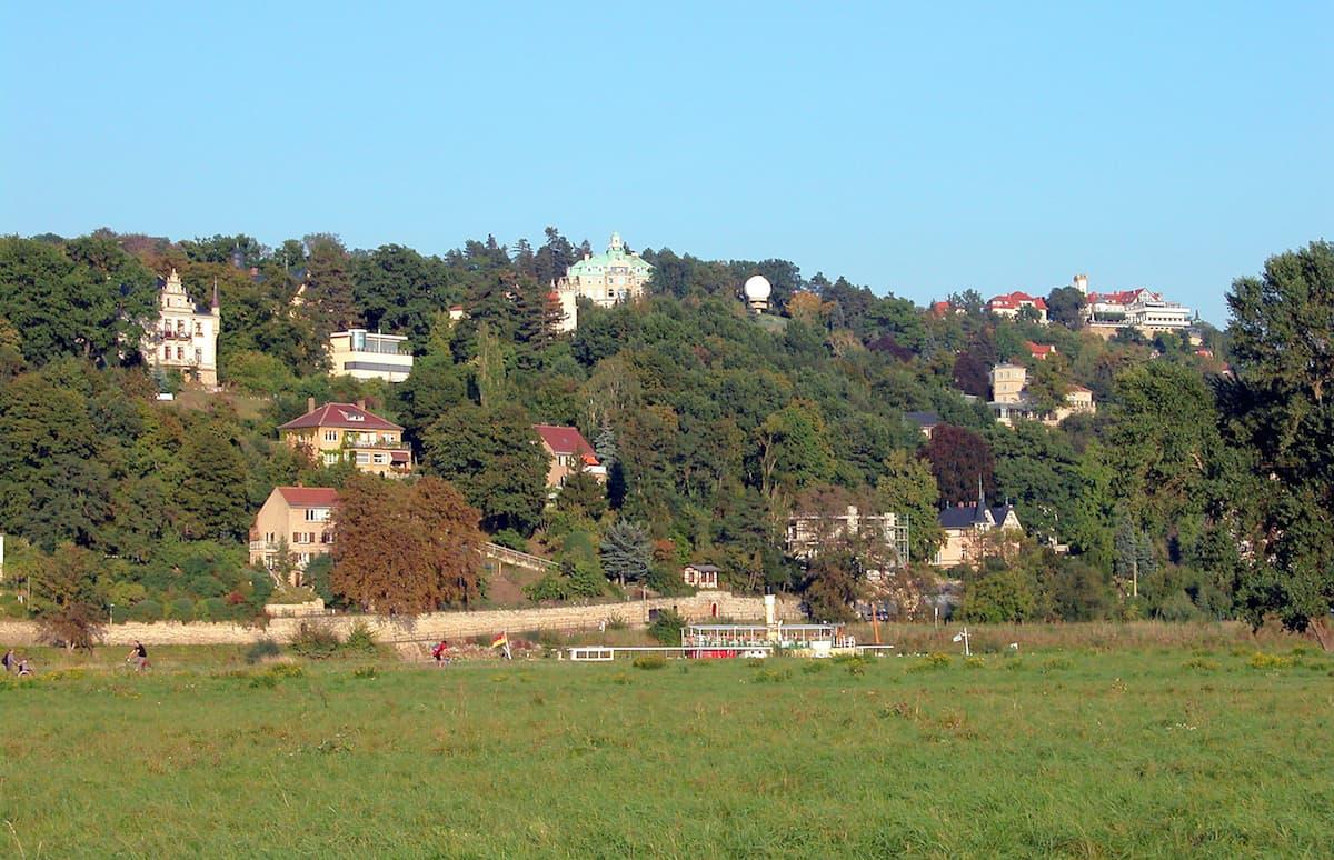 Villenviertel Weißer Hirsch