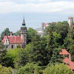 Villenviertel Dresden Weißer Hirsch - Blick auf die Villa San Remo