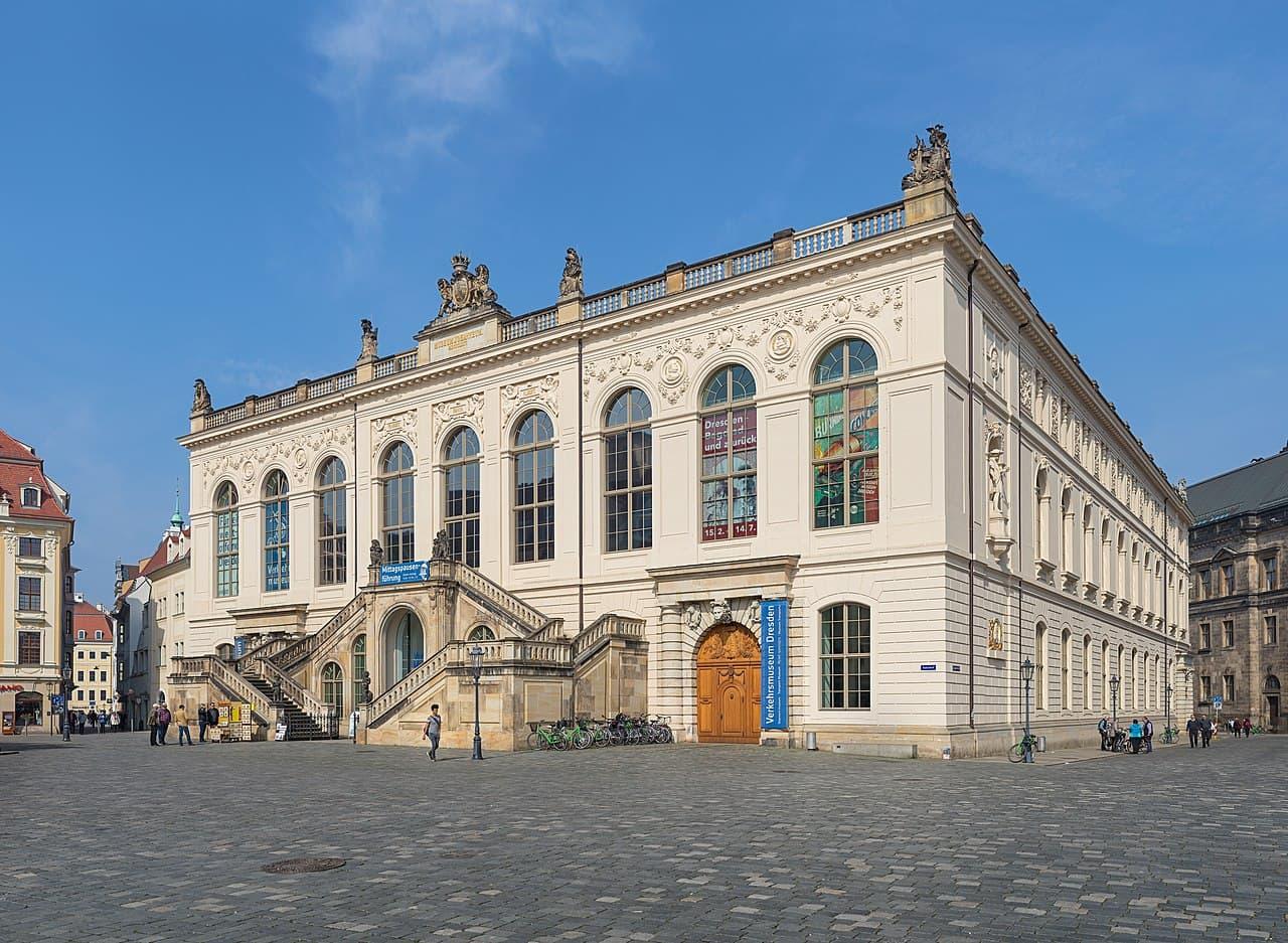 Verkehrsmuseum Dresden im Johanneum